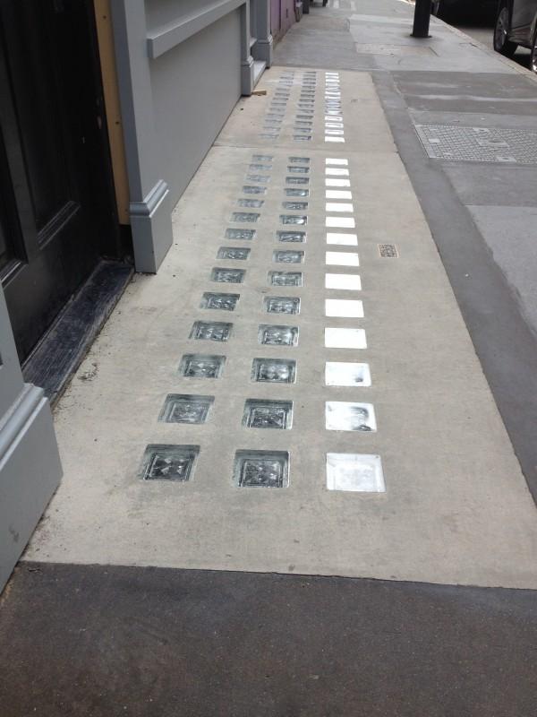 Luxcrete Pavement Light P.150-100 - 42 Berwick Street 3