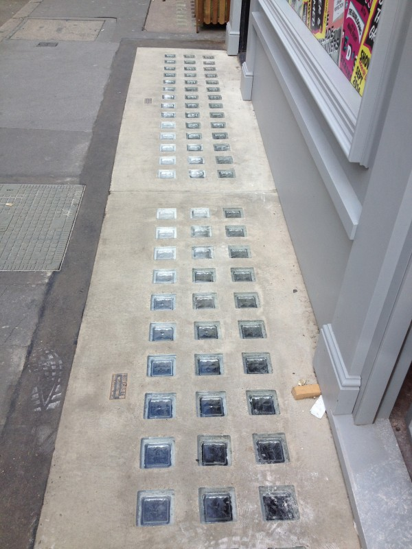 Luxcrete Pavement Light P.150-100 - 42 Berwick Street 4