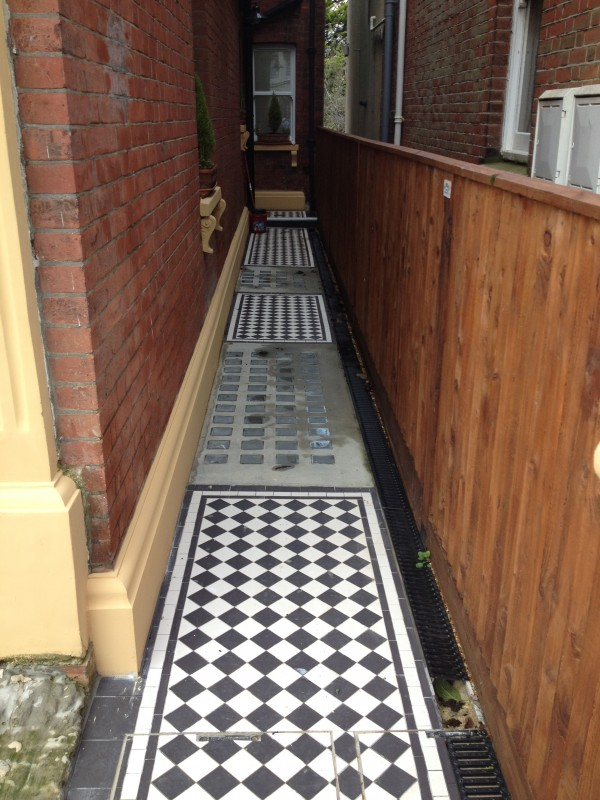 Luxcrete Pavement Light P.170-120 Willbury Villas Hove 1