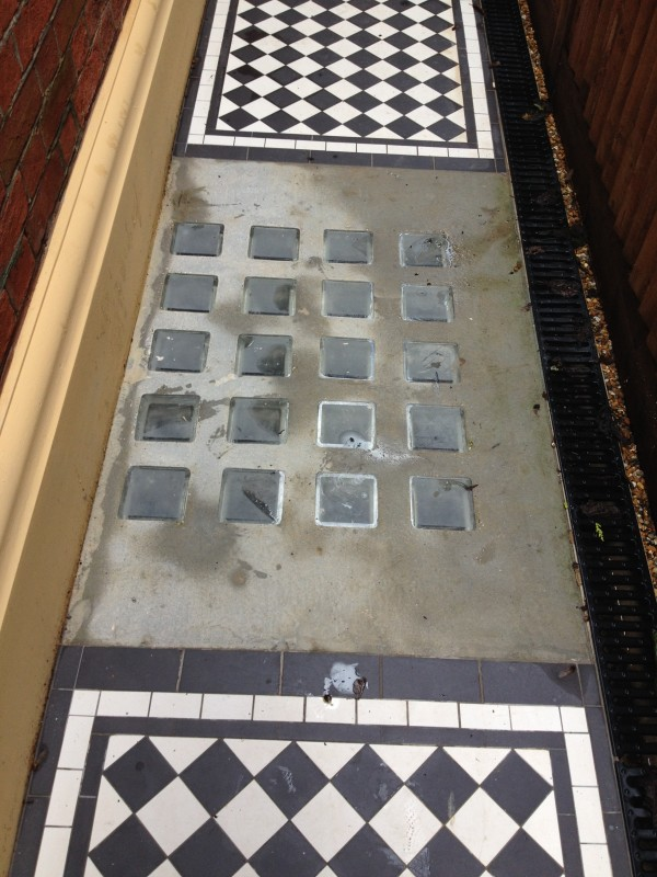 Luxcrete Pavement Light P.170-120 Willbury Villas Hove 4