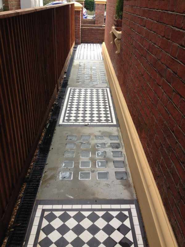 Luxcrete Pavement Light P.170-120 Willbury Villas Hove 5