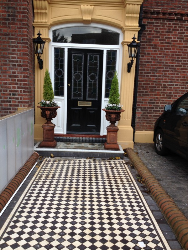 Luxcrete Pavement Light P.170-120 Willbury Villas Hove 6