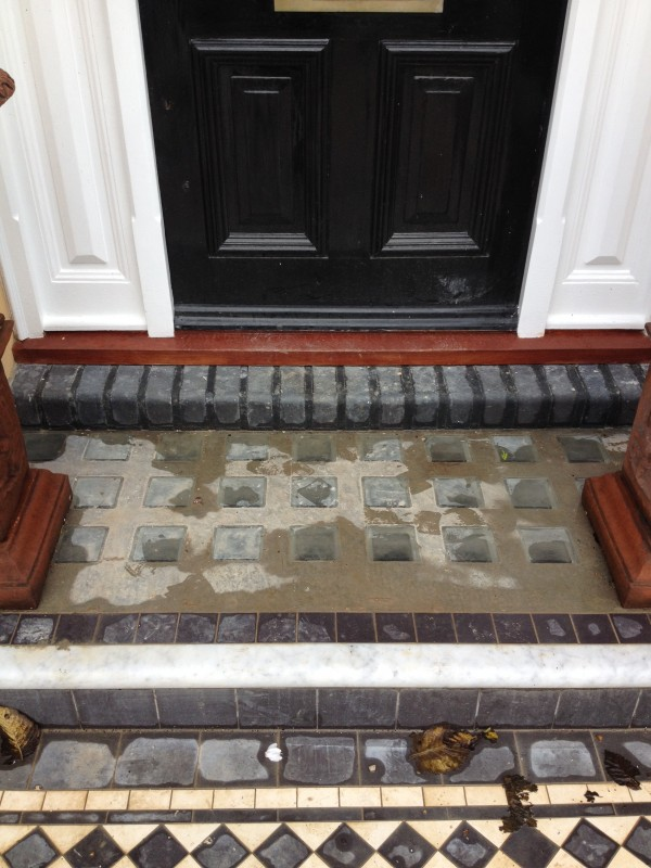 Luxcrete Pavement Light P.170-120 Willbury Villas Hove 9