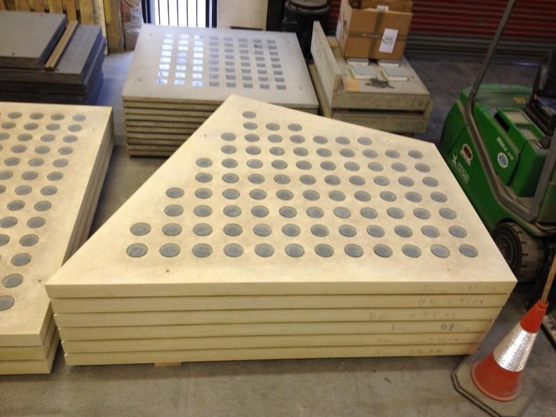 Luxcrete Balcony Panels P.170-100 Silchester Garages 1