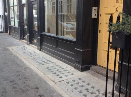 Luxcrete Pavement Light P.150-100 Henrietta Street 1