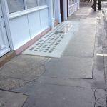 Luxcrete Pavement Light P.150-100 - 46 Berwick Street