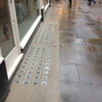 Luxcrete Pavement Light P.150-100 King Street Manchester 1