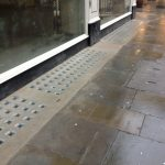 Luxcrete Pavement Light P.150-100 King Street Manchester 2
