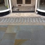Luxcrete Pavement Light P.150-100 King Street Manchester 8