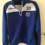 Luxcrete Tracksuit front